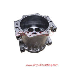 Automobile AC Compressor Body Die